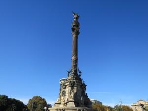 Christoph Kolumbus ist zwar in Genua geboren, hat aber unter spanischer Flagge Amerika entdeckt.
